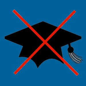 sin diploma