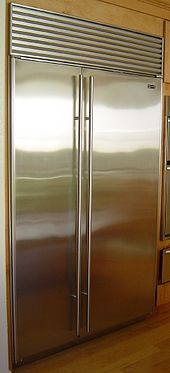 kitchen refrigerator with pizza oven sub-zero (brand) - wikipedia
