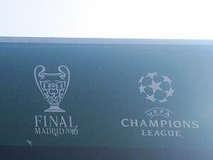 UEFA Champions League Final 2010.