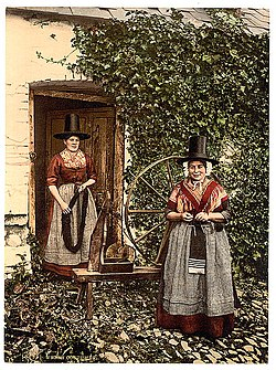 Traditional Welsh Costume Wikipedia