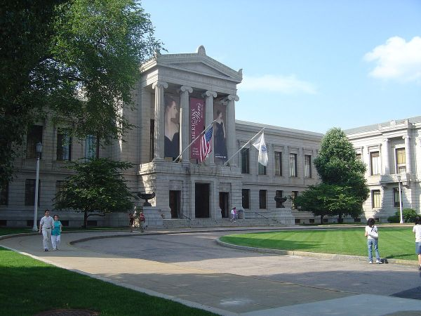 Museum Of Fine Arts Boston - Wikimedia Commons