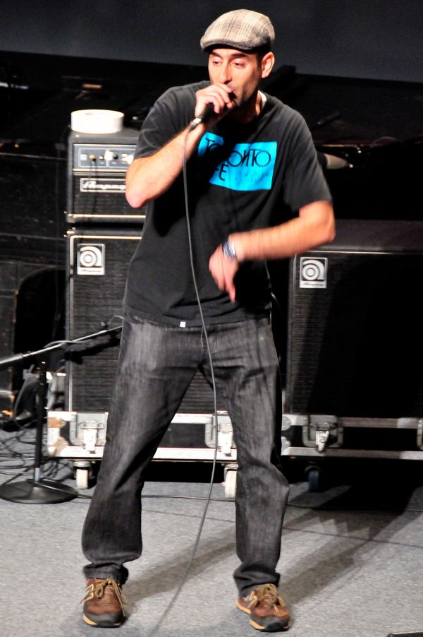 Abdominal Rapper
