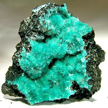 Aurichalcite :: Locality: 79 Mine (79th Mine; ...