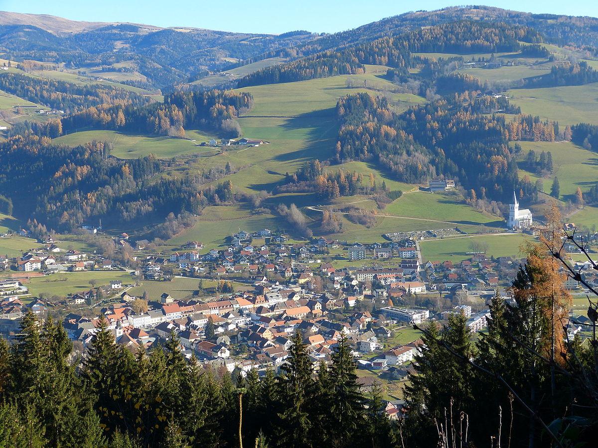 Bad Sankt Leonhard Im Lavanttal  Wikipedia