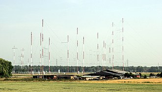 Radio Free Europe/Radio Liberty transmitter site, Biblis, Germany