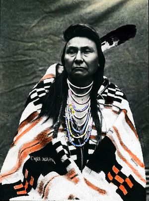 Image Title: Chief Joseph Description/Notes: E...