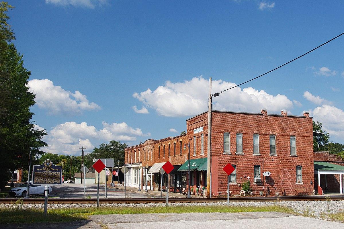 Courtland (Alabama) — Wikipédia