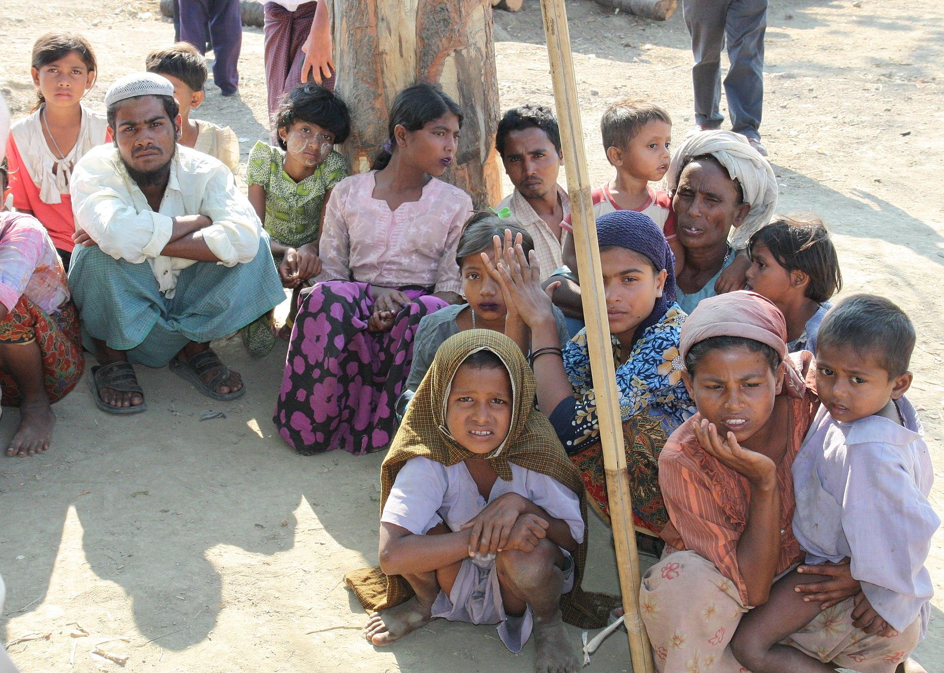 ep19 羅興亞人 Rohingya