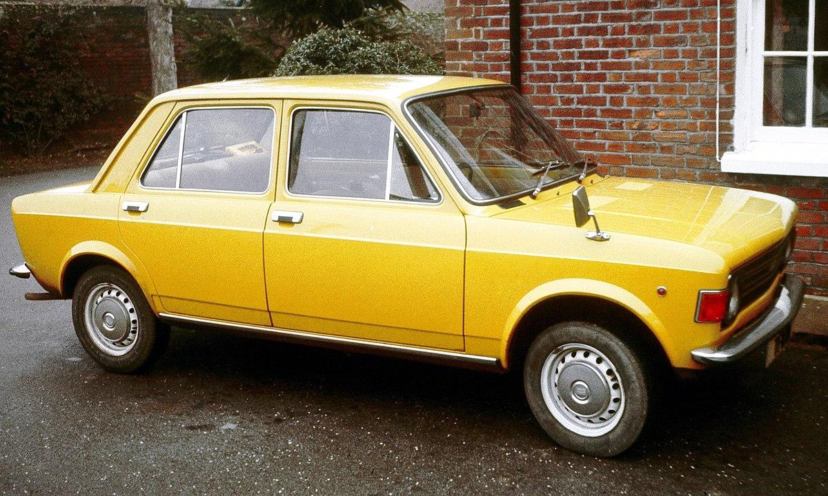 Wrg 7792 Fiat 128 Wiring