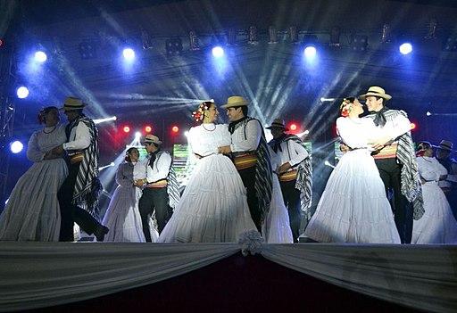 Grupo Municipal de Danzas Piribebuy Jeroký