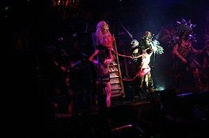GWAR Concert - Disemboweling Paris Hilton