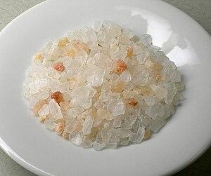 """""""Himalayasalz"""" aus der pakistanischen Salt Ran..."""