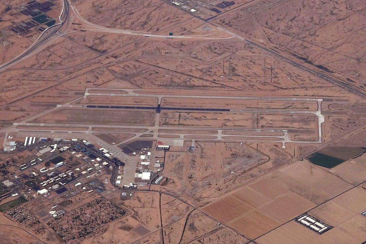 PhoenixMesa Gateway Airport  Wikipedia