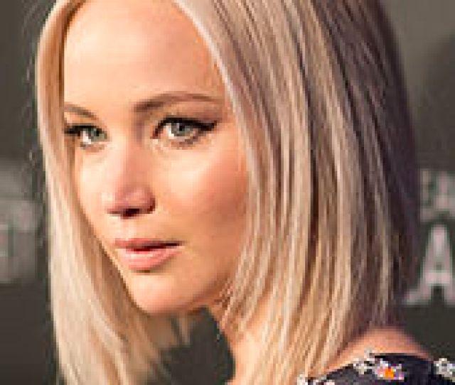 A Close Up Of Jennifer Lawrence