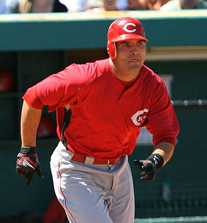Joey Votto, spring training 2008.