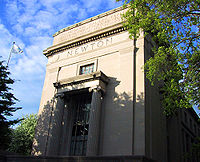 Campus of the Massachusetts Institute of Technology