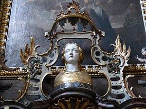 Saint Peter church - Marienberg monastery in A...