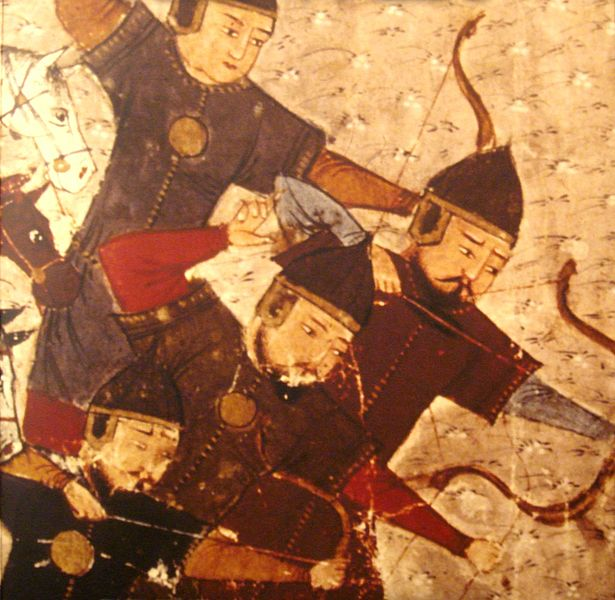 File:Mongol soldiers by Rashid al-Din 1305.JPG