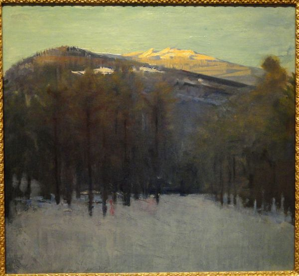 File Mount Monadnock Abbott Handerson Thayer . 1911