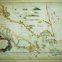 Jacques-Nicolas Bellin Map of the Straits of Malacca