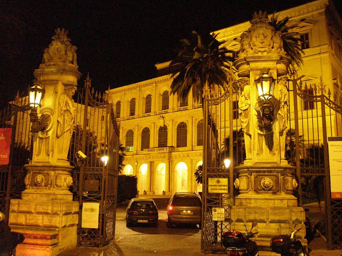 Italian Baroque Architecture Wikipedia