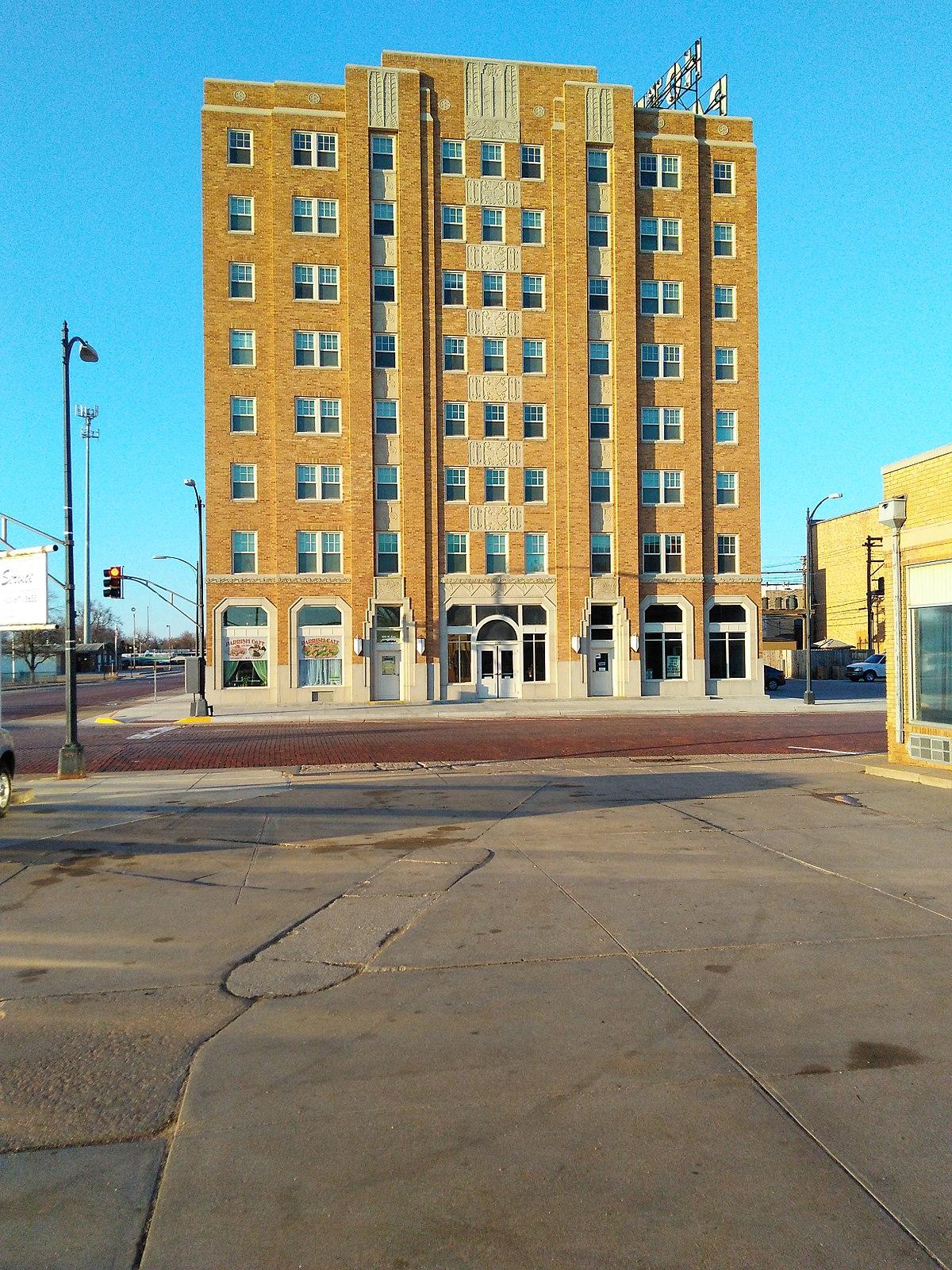 Hotel Roberts Pratt Kansas  Wikipedia