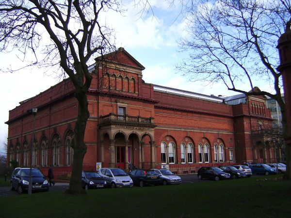 Salford Museum And Art - Wikipedia