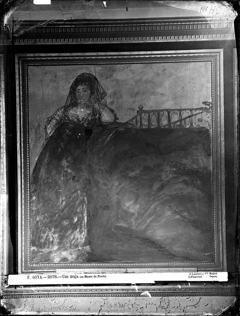 FilePinturas negras de Goya en el ao 1874 Juan Laurent