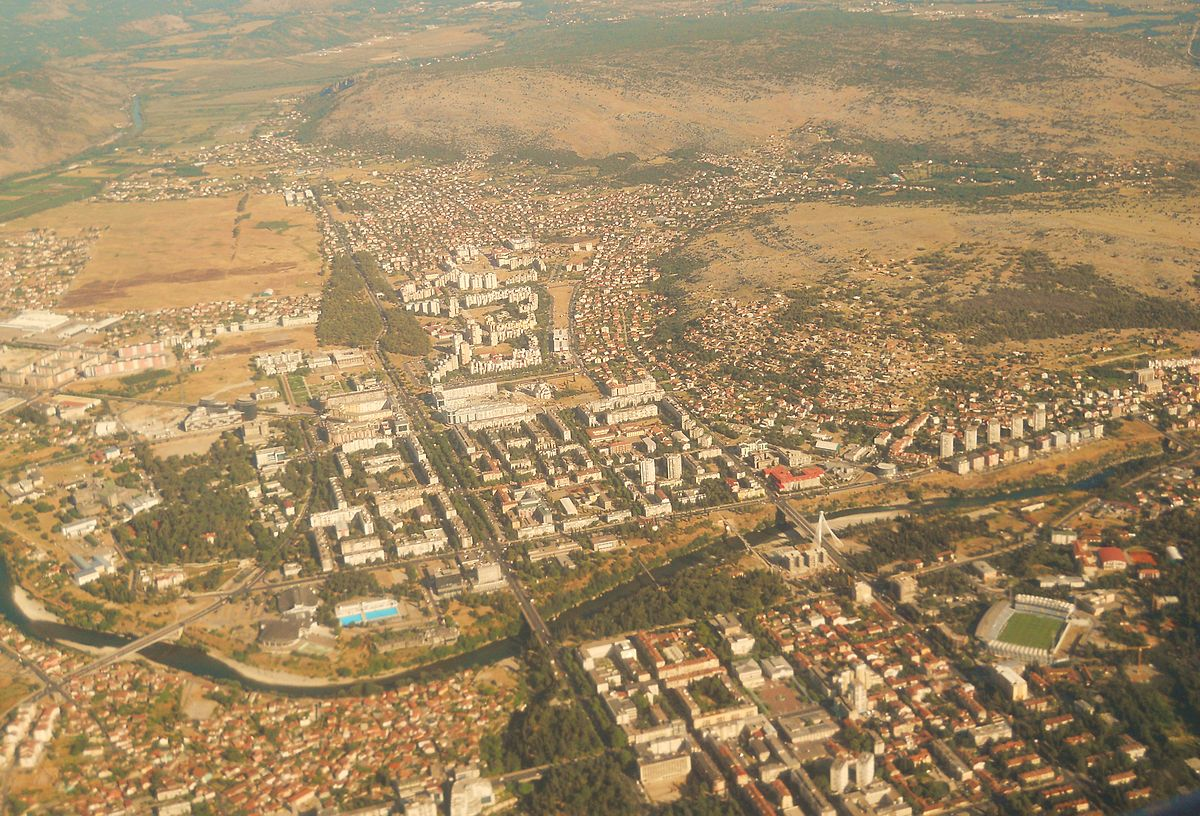 Podgorica  Travel guide at Wikivoyage