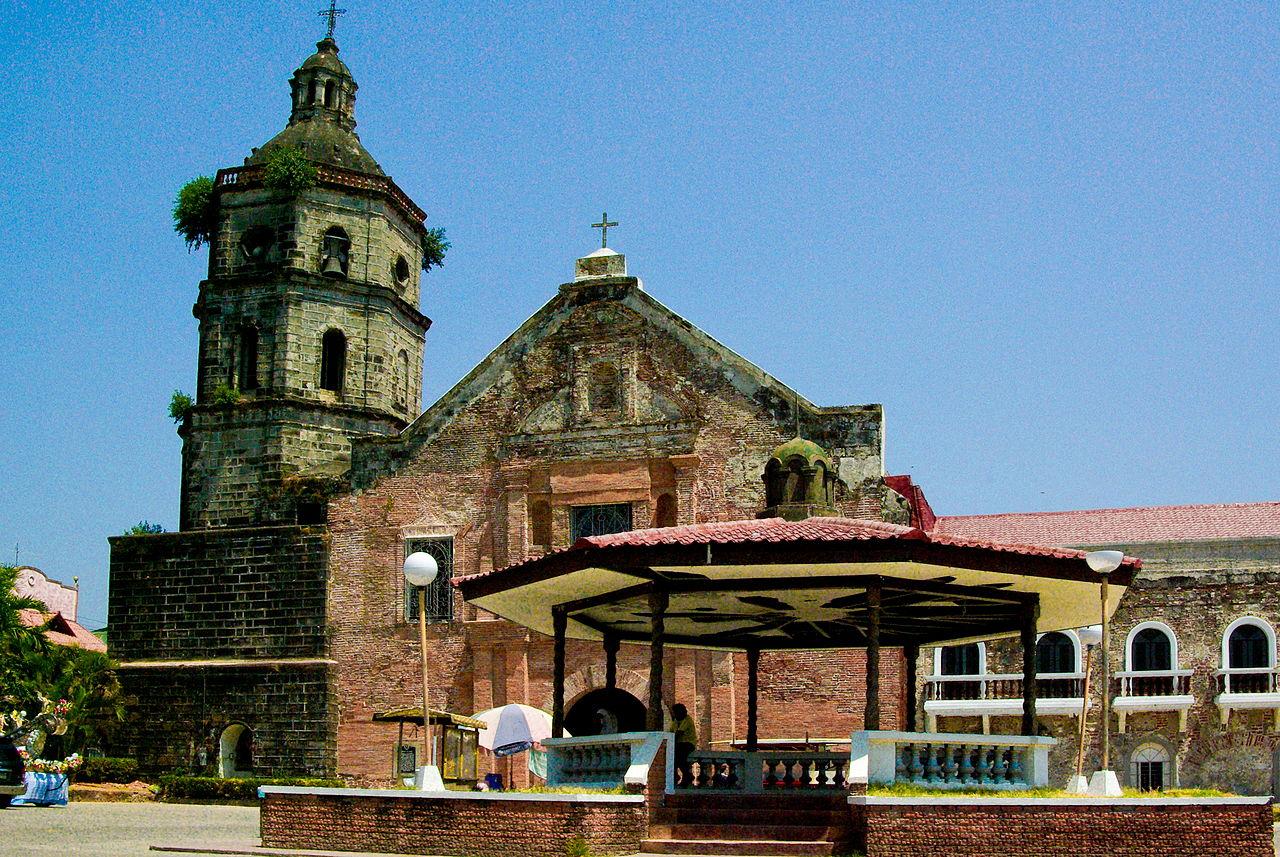 Map Lubao Pampanga Philippines