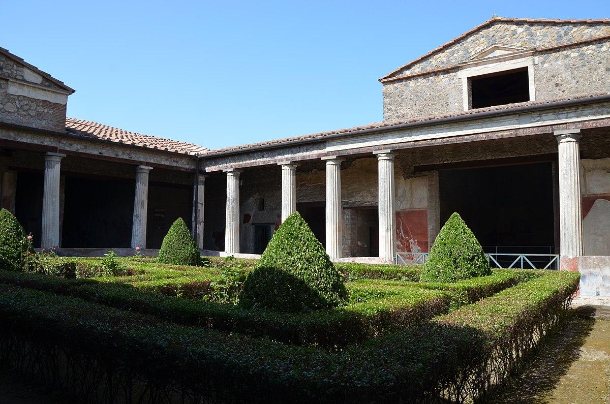 Casa del Menandro  Wikipedia