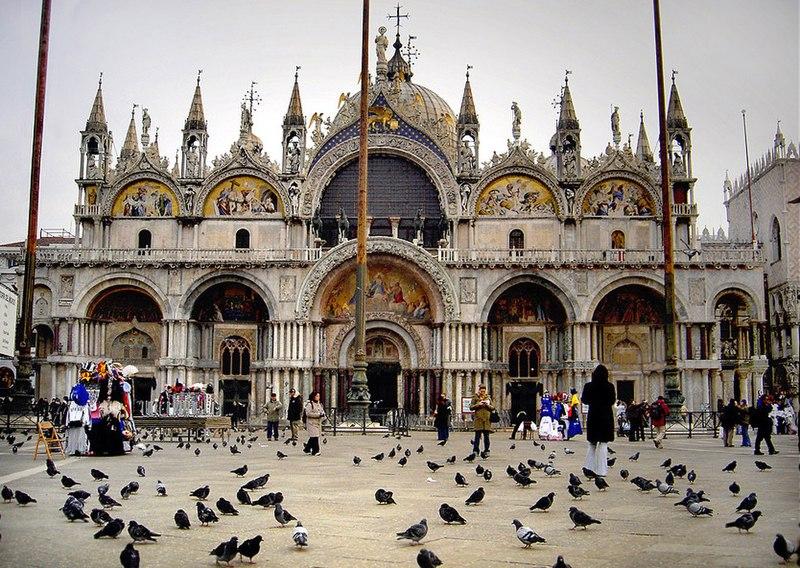 Basilica San Marco di Venezia