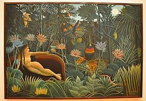 WLA moma Henri Rousseau The Dream 3