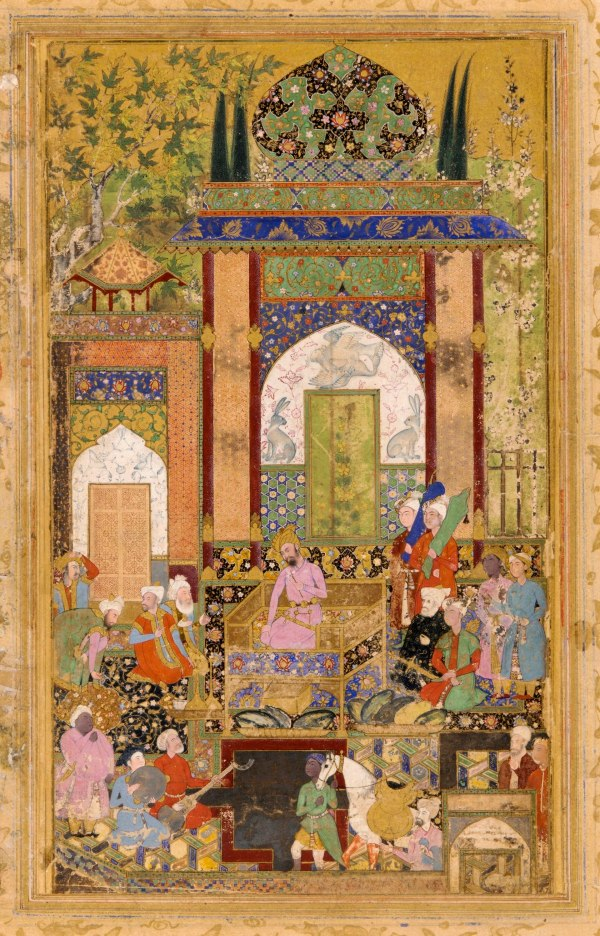 Mughal Painting - Wikipedia
