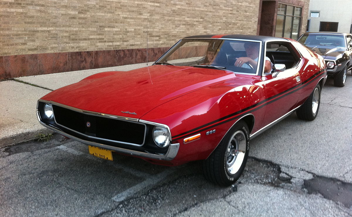 hight resolution of amc javelin wikipediawiring diagrams for 1968 amc 11