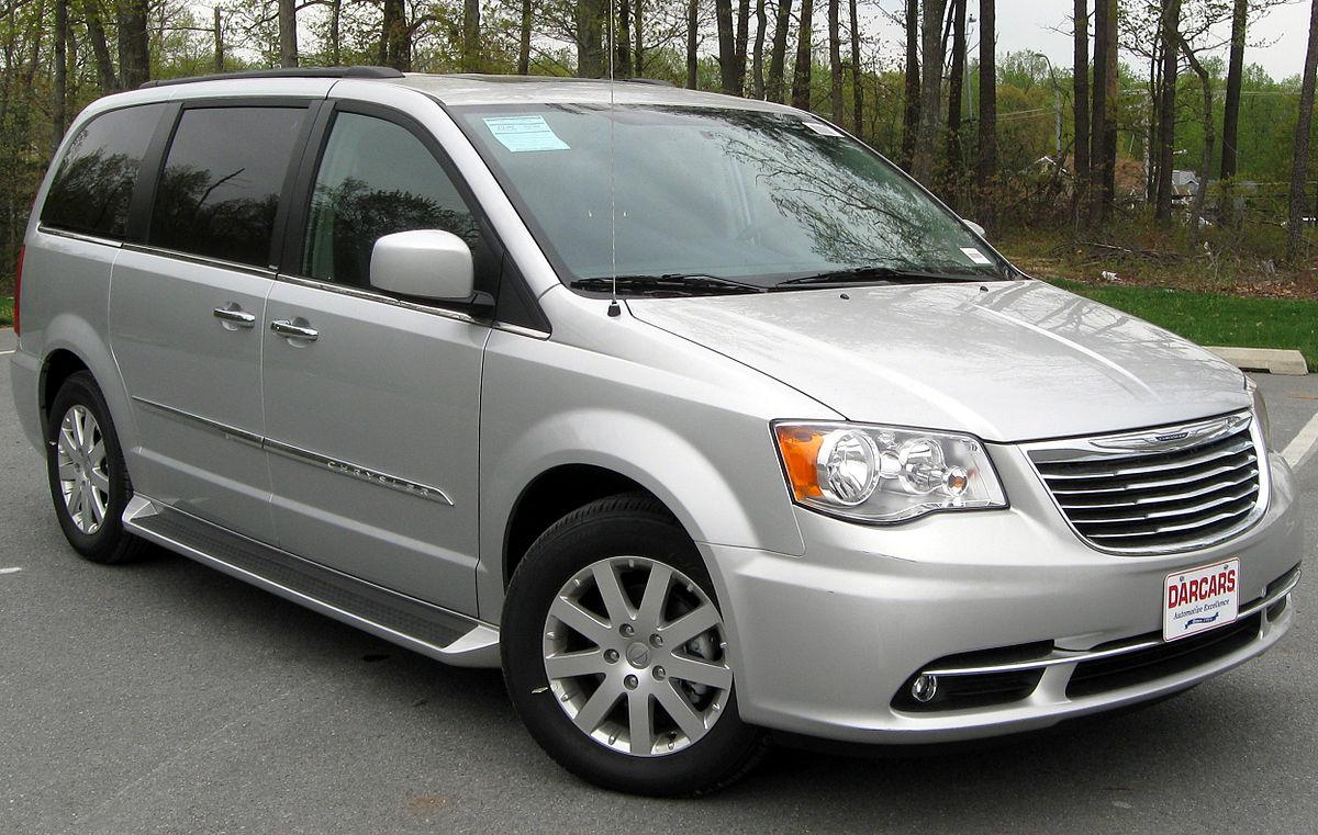 Chrysler Minivans (rt)  Wikipedia