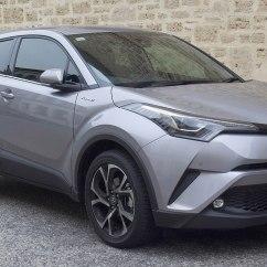 All New Camry Hybrid Indonesia Perbedaan Kijang Innova G V Q Toyota C-hr - Wikipedia