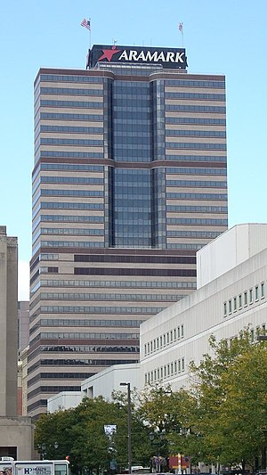 Aramark Tower in Philadelphia, Pennsylvania Th...