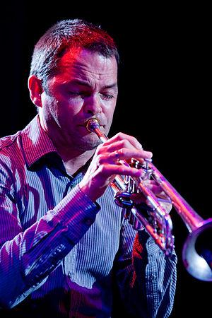 English: Arve Henriksen, moers festival 2010