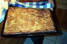 Blechkuchen  Wikipedia
