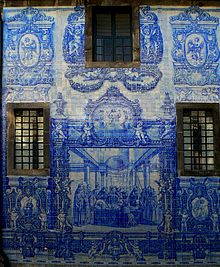 Capela de Santa Catarina Santo Ildefonso  Wikipdia a