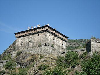 Verrs Castle  Wikipedia