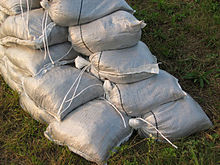 Sacco di sabbia  Wikipedia
