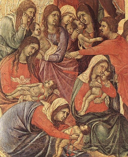 File:Duccio di Buoninsegna - Slaughter of the Innocents (detail) - WGA06764.jpg
