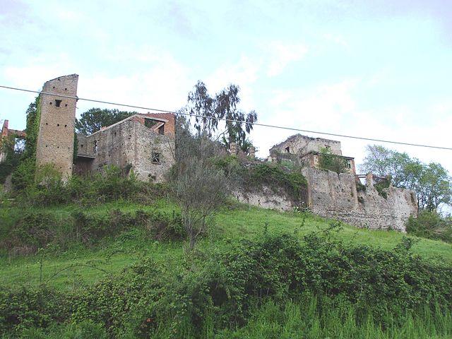 FileGenzano di Roma  ruderi castello San GennaroJPG
