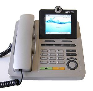 Nortel IP Video Phone 1535