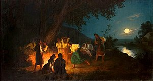 Night on the Eve of Ivan Kupala