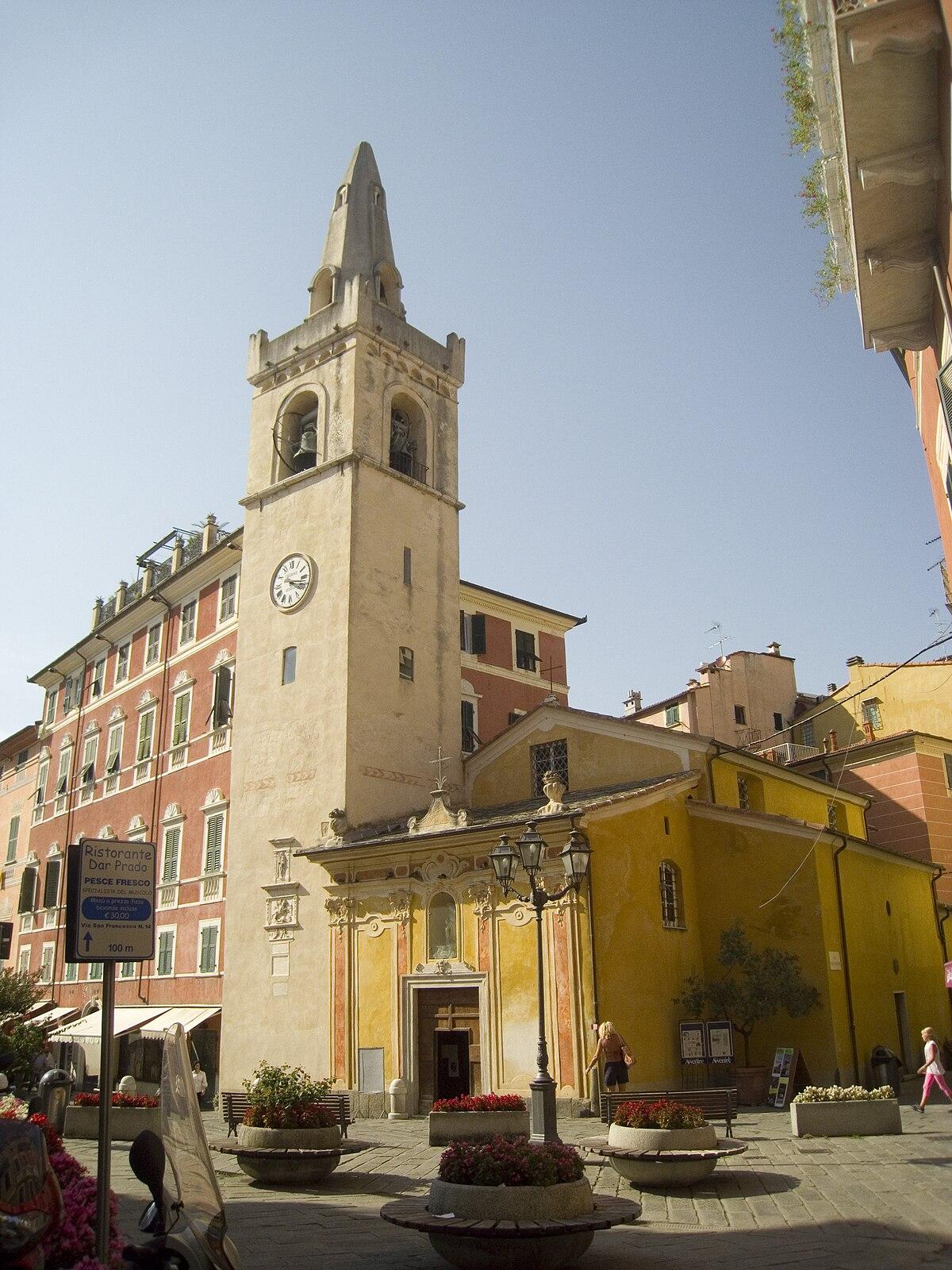 Oratorio di San Rocco Lerici  Wikipedia
