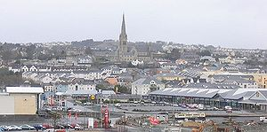 Letterkenny Town View