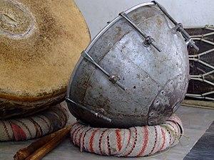 Dukar-Tikar, from Nagara genre, are kettledrum...